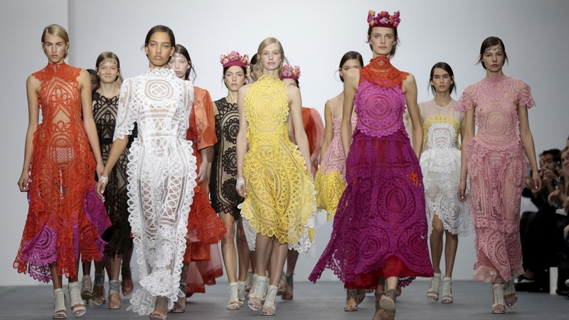 LFW opens and fashionistas get a shock...