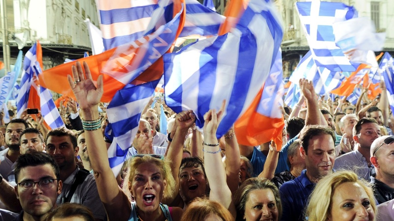 VERBATIM: Papandreou on Greek elections