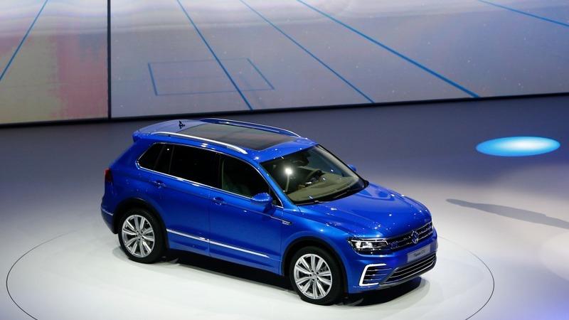 U.S. regulators crack down on Volkswagen