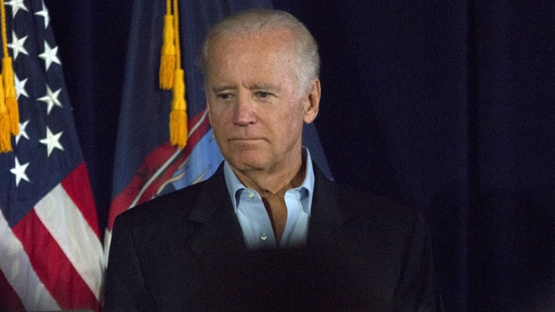 "Dem donors to Biden: ""Run, Joe, run!"""