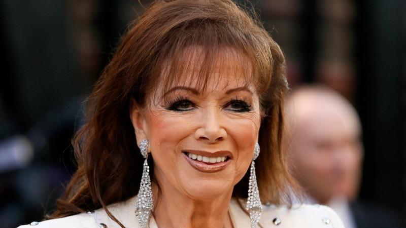 Hollywood novelist Jackie Collins dies