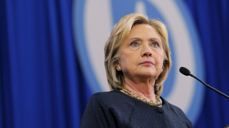 Clinton asserts 'I am a real person'