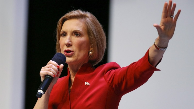 New poll: Fiorina rises, Walker collapses