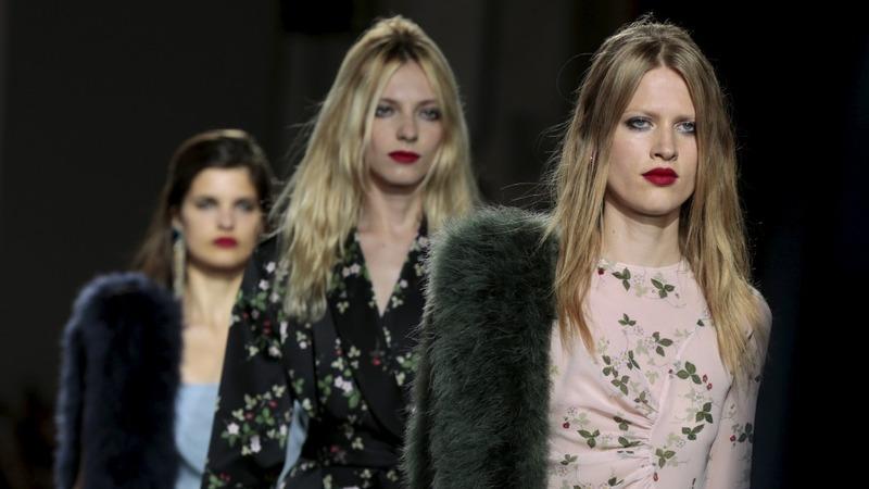 London fashion week gets a high street hit