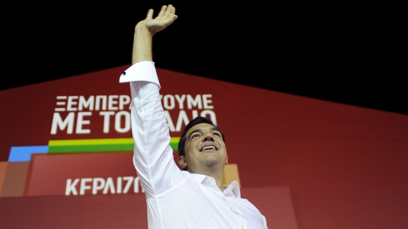 Greece's Tsipras returns to power