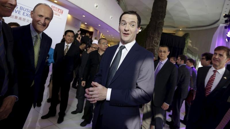 VERBATIM: Osborne drums up China business
