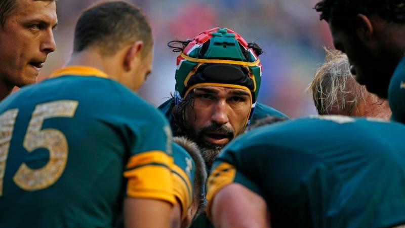 VERBATIM: Springboks react to Japan defeat