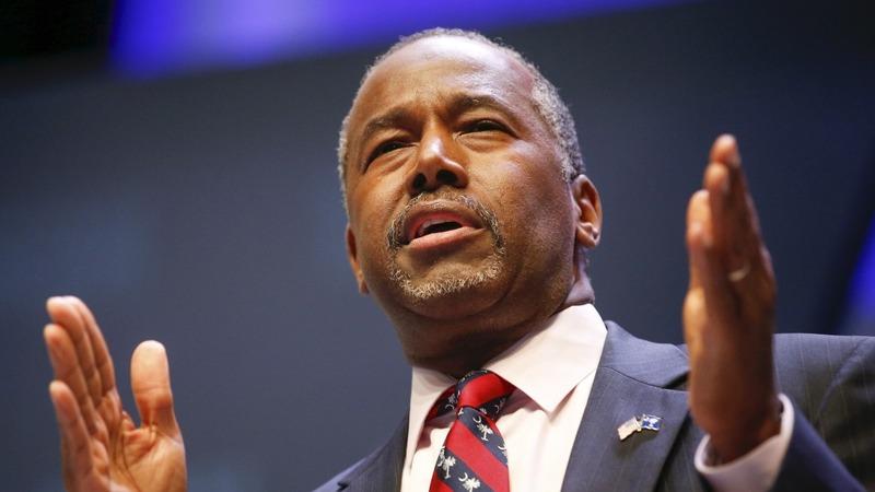 VERBATIM: Muslim-American group slams Carson