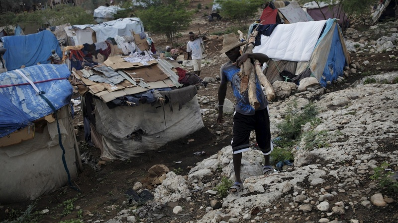 Growing crisis at Dominican/Haitian border