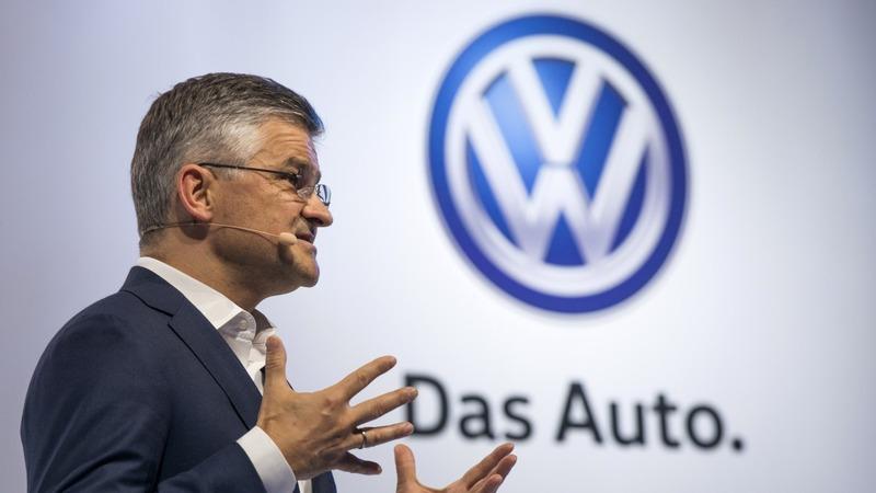 Volkswagen U.S. CEO says 'we screwed up'