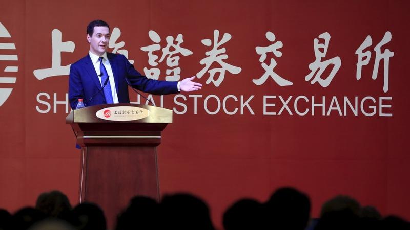 VERBATIM: UK-China stocks link plan unveiled