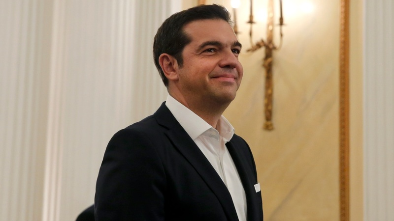 Triumphant Tsipras embarks on second term