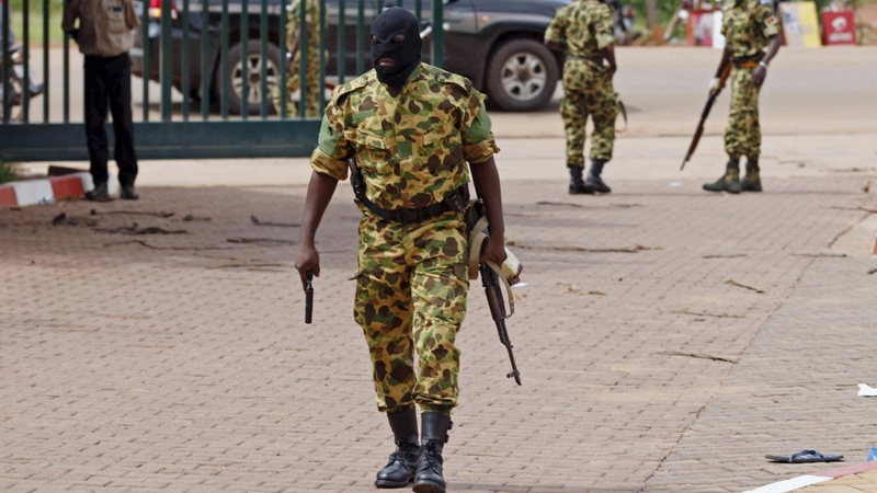 Burkina Faso faces military showdown