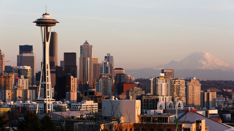 Seattle, the hip destination for Chinese