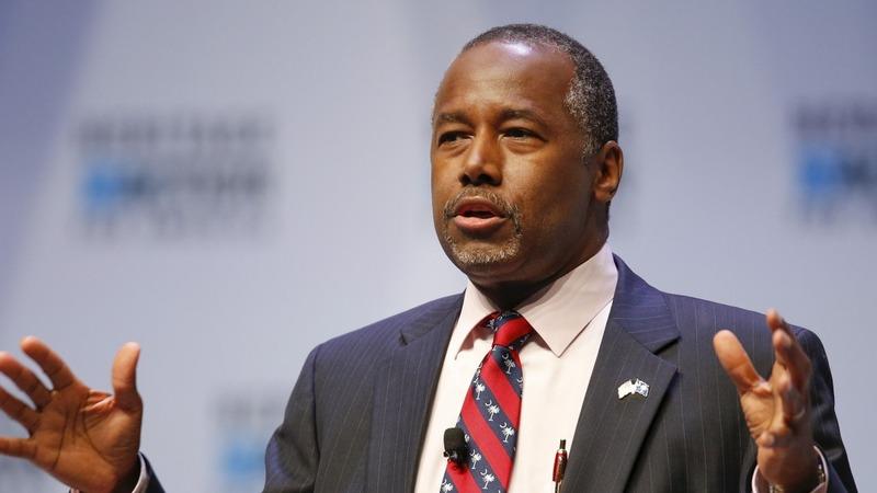 VERBATIM: Carson backs off on Muslims