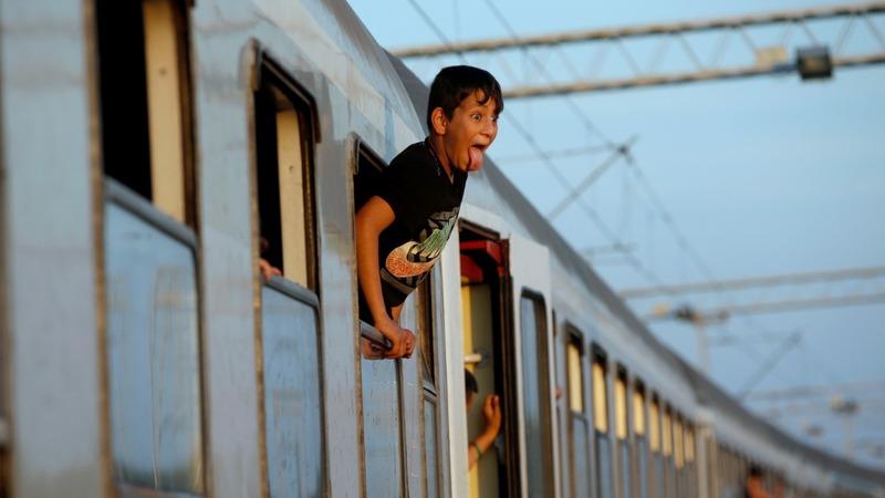 Deep rift widening in EU over refugee crisis