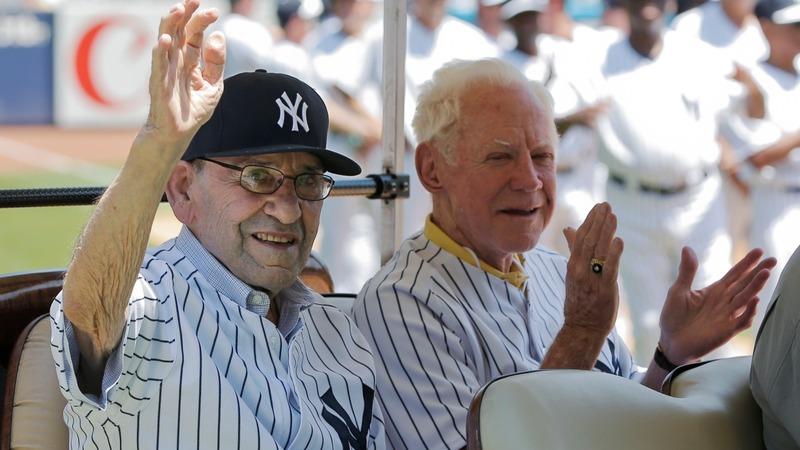 Hall-of-famer Yogi Berra dies