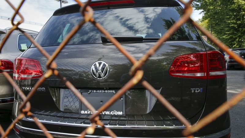 VW CEO quits amid diesel scandal