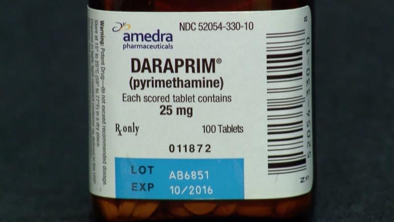 Turing Pharma to roll back price of HIV drug