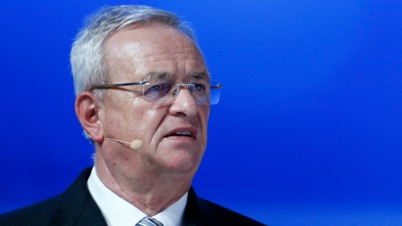 Volkswagen CEO exit leaves a mess in his wake