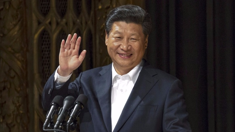 Xi Jinping is 'cute' in China PR video
