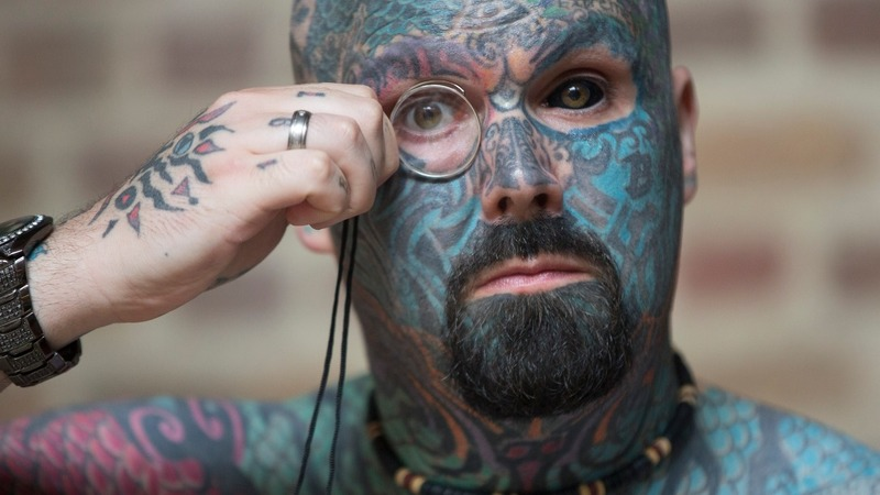 London hosts top international tattoo