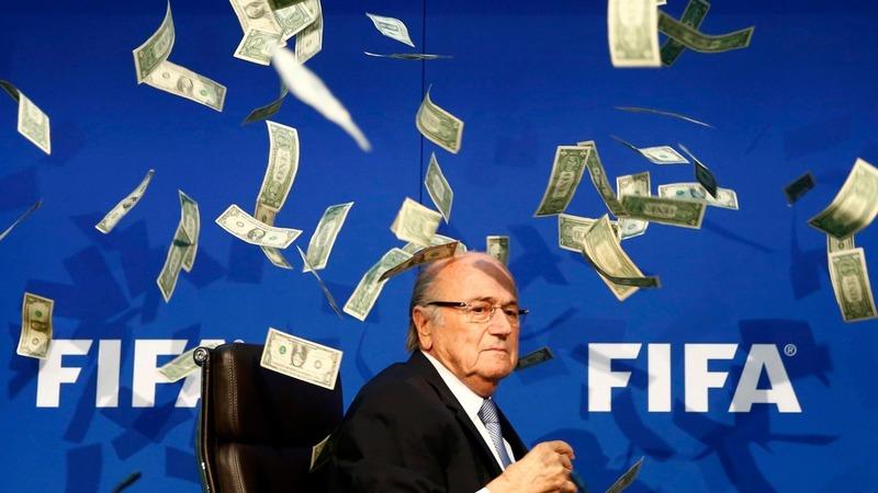 FIFA's Sepp Blatter under criminal investigation