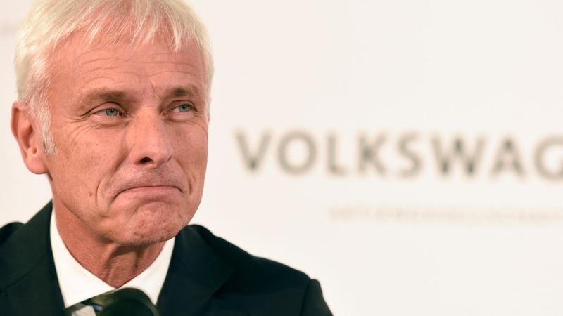 New Volkswagen boss named as scandal widens