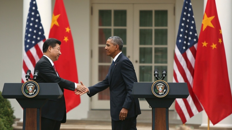 Obama and Xi agree, at least publicly, on cybercrime
