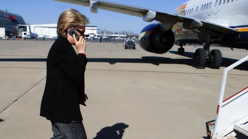 Govt finds e-mails Clinton never turned over