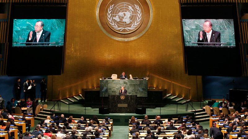 World leaders gather for UN General Assembly