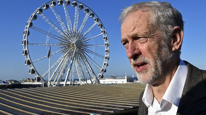 VERBATIM: Corbyn on Labour party unity