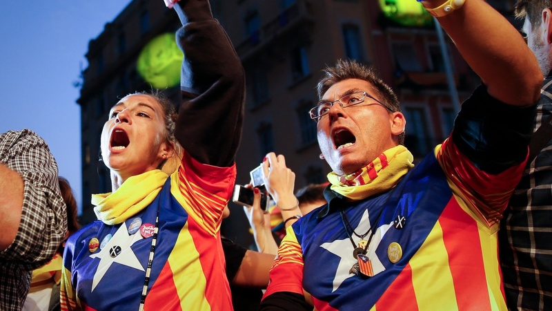 Separatists win Catalonia election