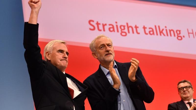 Labour's launches its 'new economics'