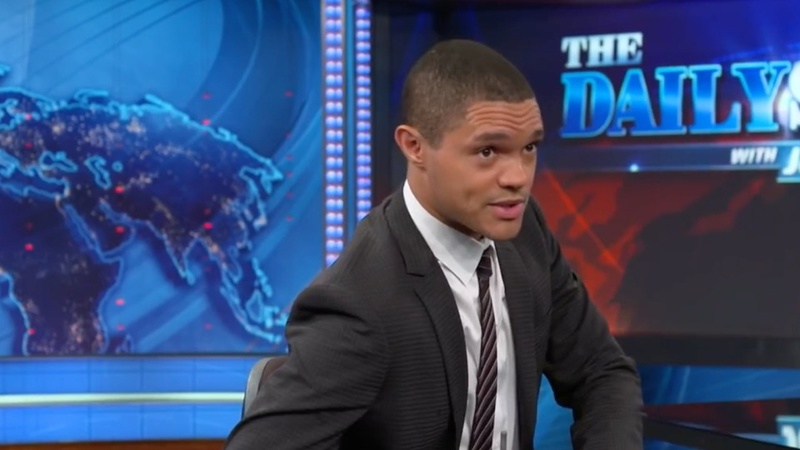 Trevor Noah debuts on 'The Daily Show'
