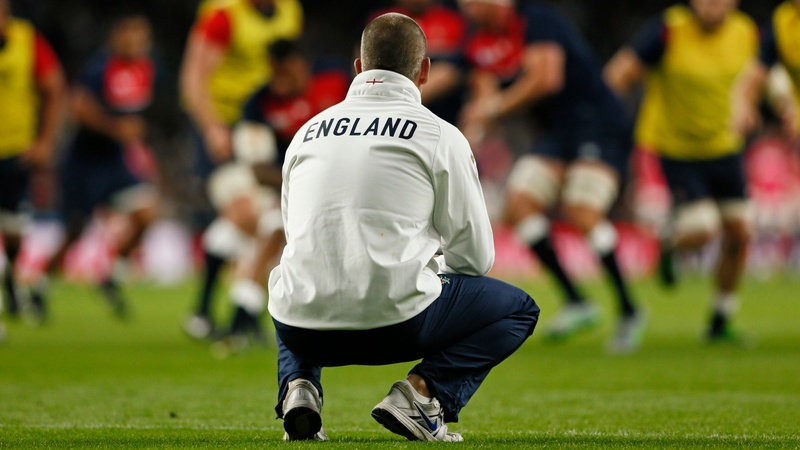VERBATIM: England frustrated but determined
