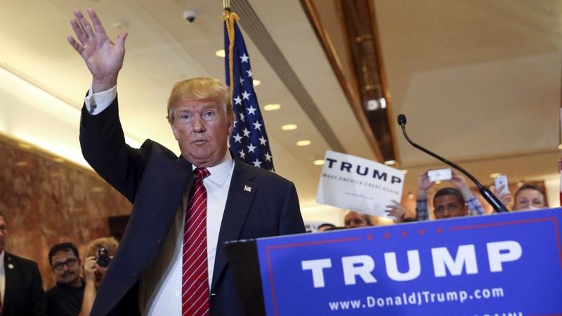 Trump unveils tax plan slashing rates