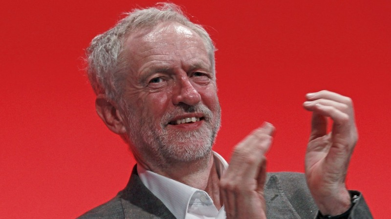 Corbyn: From Islington MP to conference headliner