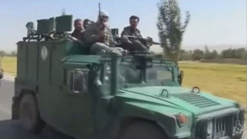Taliban takes major Afghan city