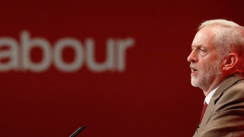 Labour's new leader's first conference speech