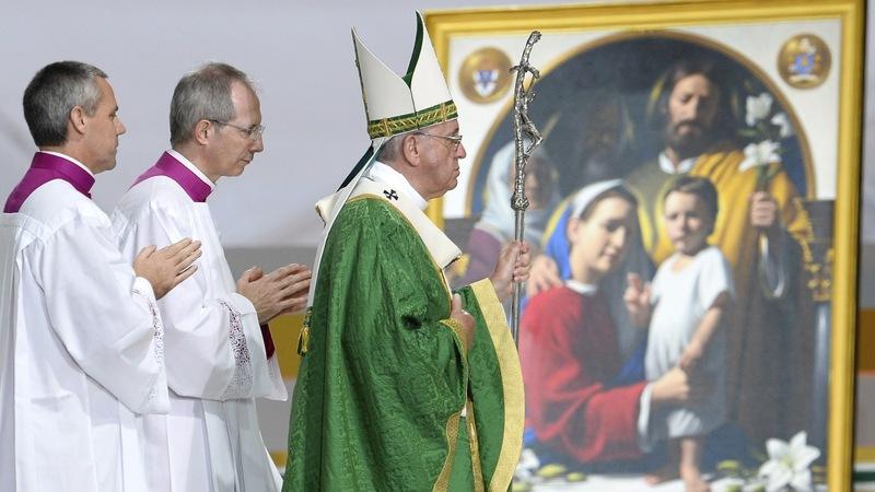 Pope's secret meeting reframes historic visit