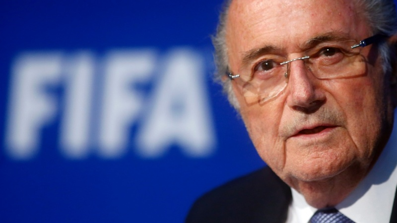 FIFA staff told not to defend Blatter