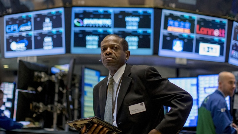 Worst Wall Street quarter in four years