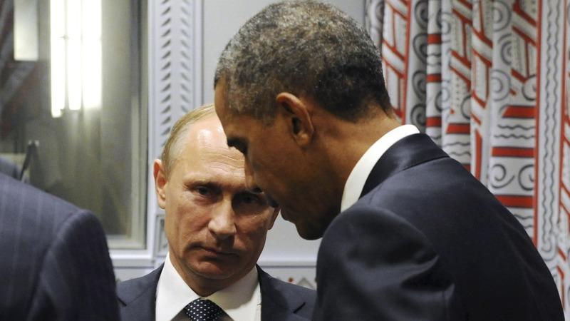The Obama Doctrine flashes 'failure'