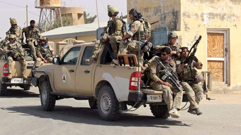 Afghan forces retake Kunduz: officials
