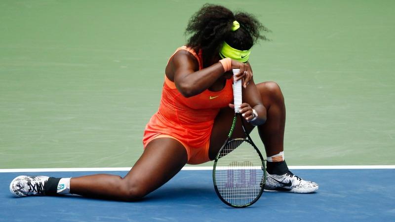 Serena ends 2015 season early