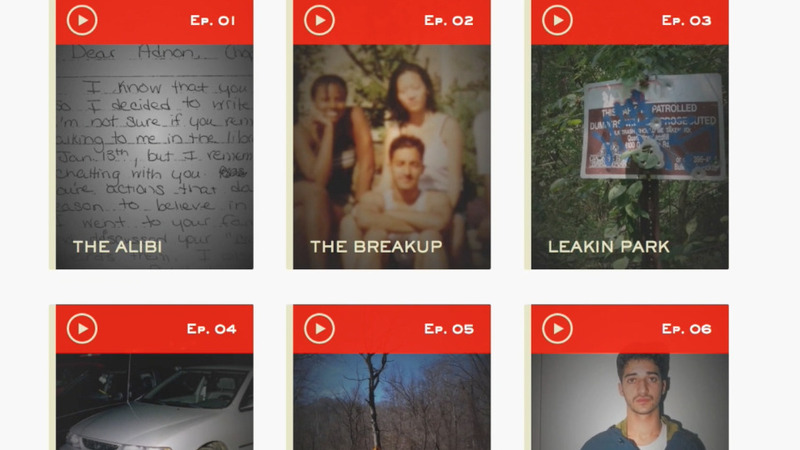 Serial podcast spawns new TV show