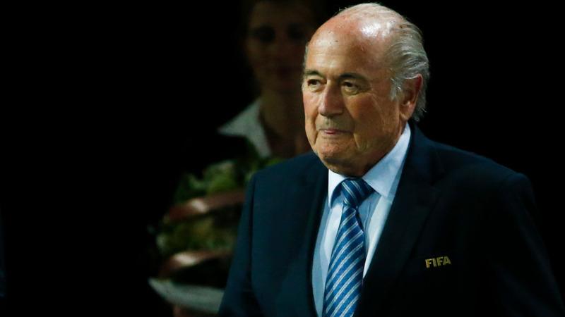 FIFA sponsors call for Blatter to go