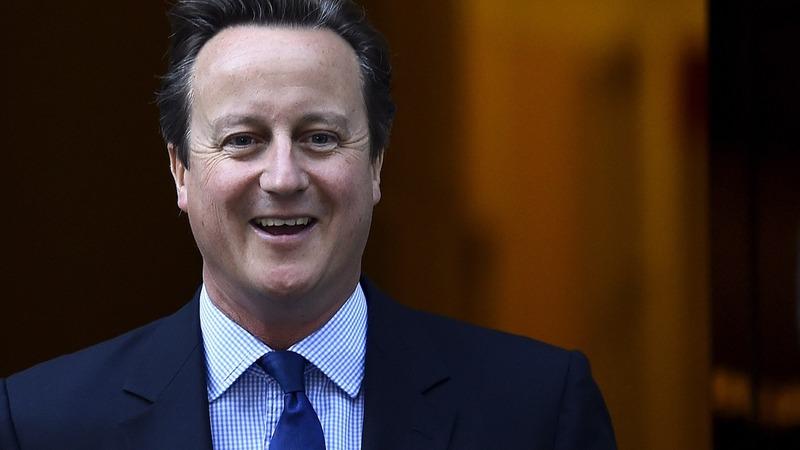 VERBATIM: Cameron says Putin is backing Assad