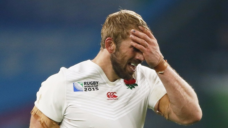 'Gutted' England mourns Rugby World Cup exit